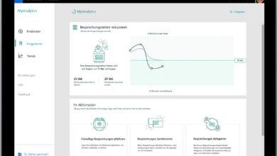Microsoft Analyse-Tool für den Arbeitsplatz soll Mitarbeiter effektiver machen