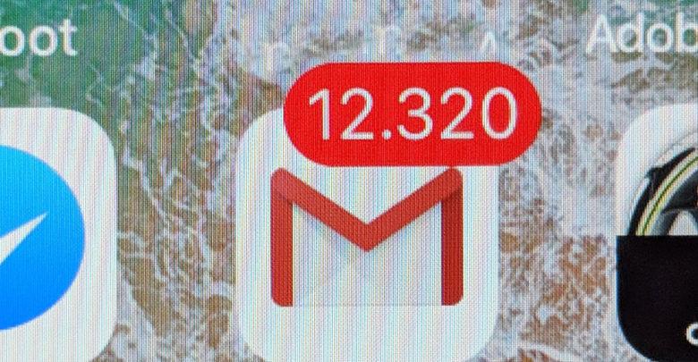 Zeitfresser Inbox: Wie Sie dem E-Mail-Chaos Herr werden können