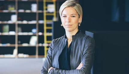 Sabrina Zeplin, Direktorin Otto Group Business Intelligence. (Bild: Otto Group)