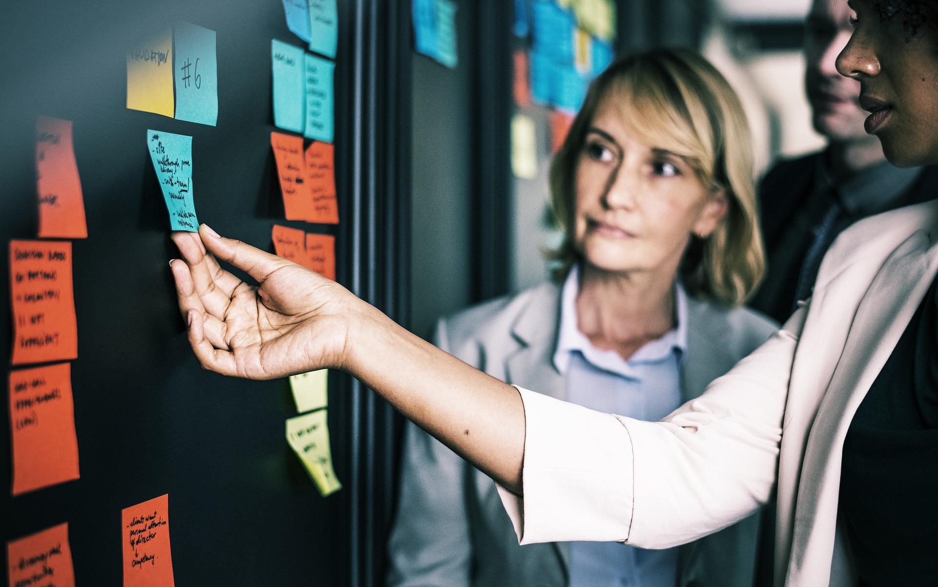 Wer Mitarbeitern vertraut, motiviert sie.