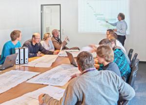 Die Coplan AG bietet Ingenieurleistungen für die gesamte Planungs- und Realisierungsphase von Baumaßnahmen an. (Foto: Coplan AG)