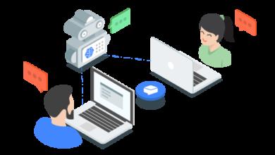 Googles Künstliche Intelligenz automatisiert die Identifizierung von Anrufen und leitet die Anliegen an die einzelnen Fachbereiche weiter. (Bild: Google)