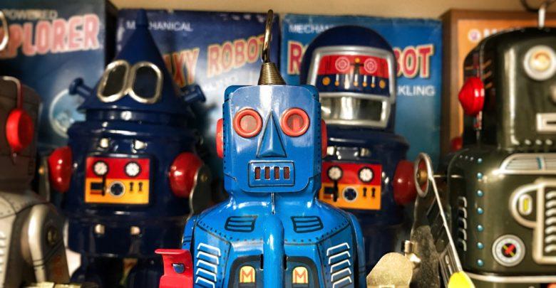 Roboter/ Künstliche Intelligenz. (Bild: Craig Sybert via Unsplash)