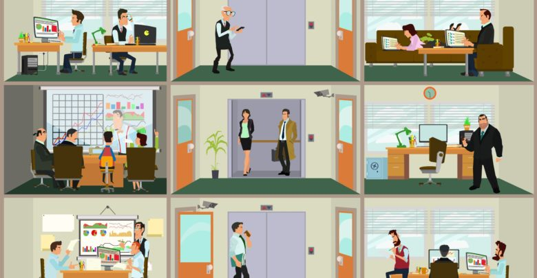 Wie Verschiedene Mitarbeitertypen Und Arbeitsstile Die Buroplanung