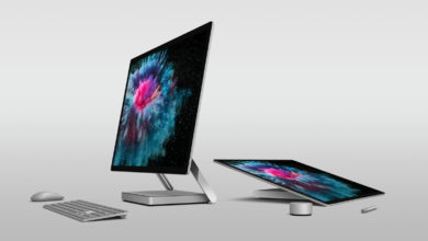 Anders arbeiten: Microsoft Surface Studio 2, Surface Headphones, Hololens 2