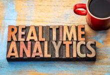 Echtzeit-Datenanalyse eröffnet Firmen neue Möglichkeiten