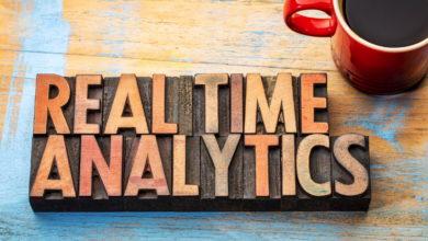 Photo of Echtzeit-Datenanalyse eröffnet Firmen neue Möglichkeiten