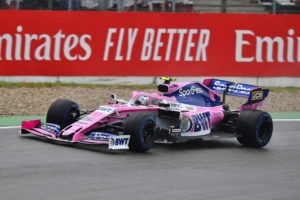 Auch das Team von SportPesa Racing Point hat eine Partnerschaft mit Acronis. (Foto: Thorsten Horn)
