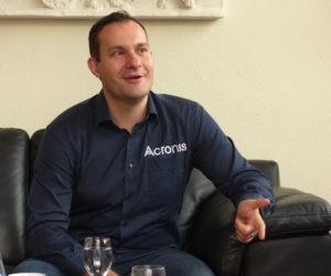 """Gaidar Magdanurov, Acronis: """"Alles muss mit wenigen Handgriffen sitzen."""""""