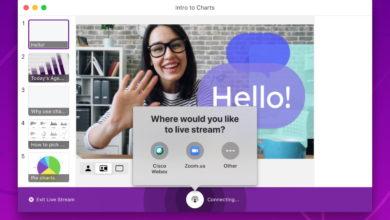 Prezi Video verwischt die Grenzen zwischen Präsentation und Videocast