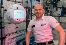 Photo of Das ist CIMON, der digitale Kollege der ISS-Crew