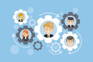 Die richtige Rollenverteilung macht die Qualität von Teams aus