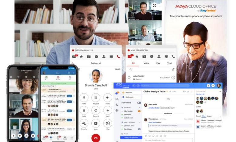 Avaya macht aus der Telefonanlage ein kollaboratives Cloud Office