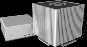 Den ELLY Server gibt es in verschiedenen Größen, je nach Anforderungen. (Bild: Uniki)