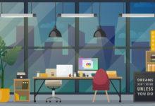 Physische Räumlichkeiten passen sich der digitalen Wirklichkeit an