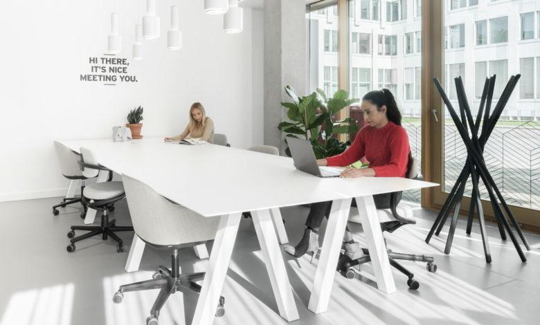 Wie hybride Arbeit den Bedarf an Büroräumen verändert