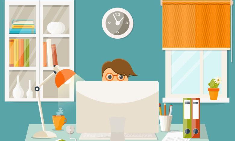 Die größten Herausforderungen von Homeoffice und Remote Work